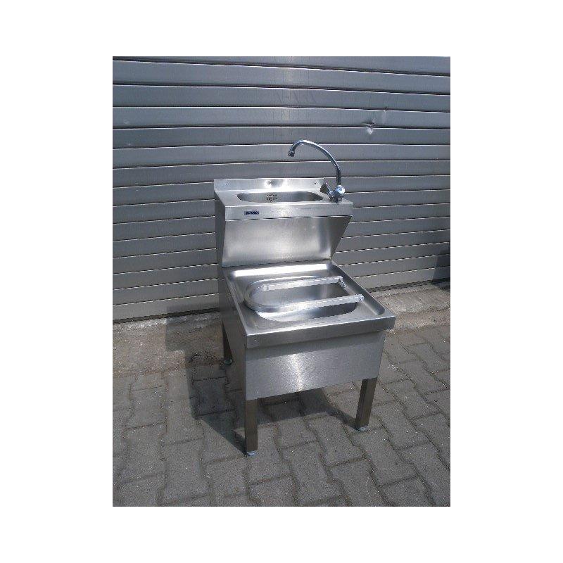 Ausgussbecken Mit Armatur : blanco handwasch ausgussbecken mit armatur edelstahl ~ Watch28wear.com Haus und Dekorationen