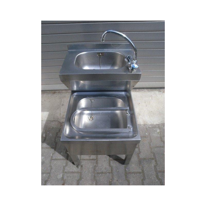 Ausgussbecken Mit Armatur : handwasch ausgussbecken mit armatur edelstahl ~ Watch28wear.com Haus und Dekorationen