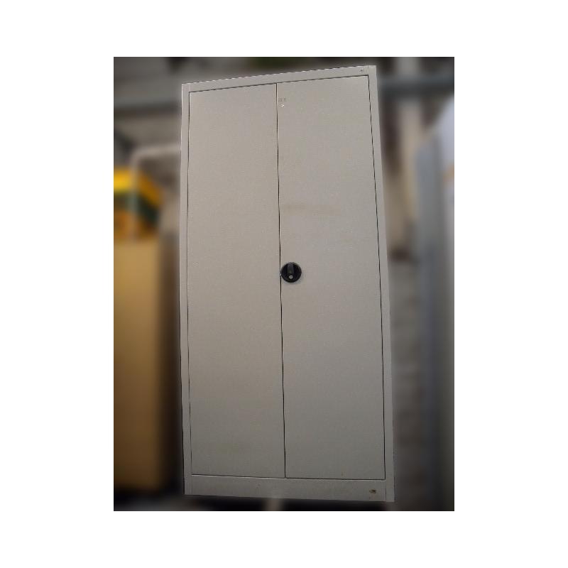 metallschrank aktenschrank b roschrank abschlie bar. Black Bedroom Furniture Sets. Home Design Ideas