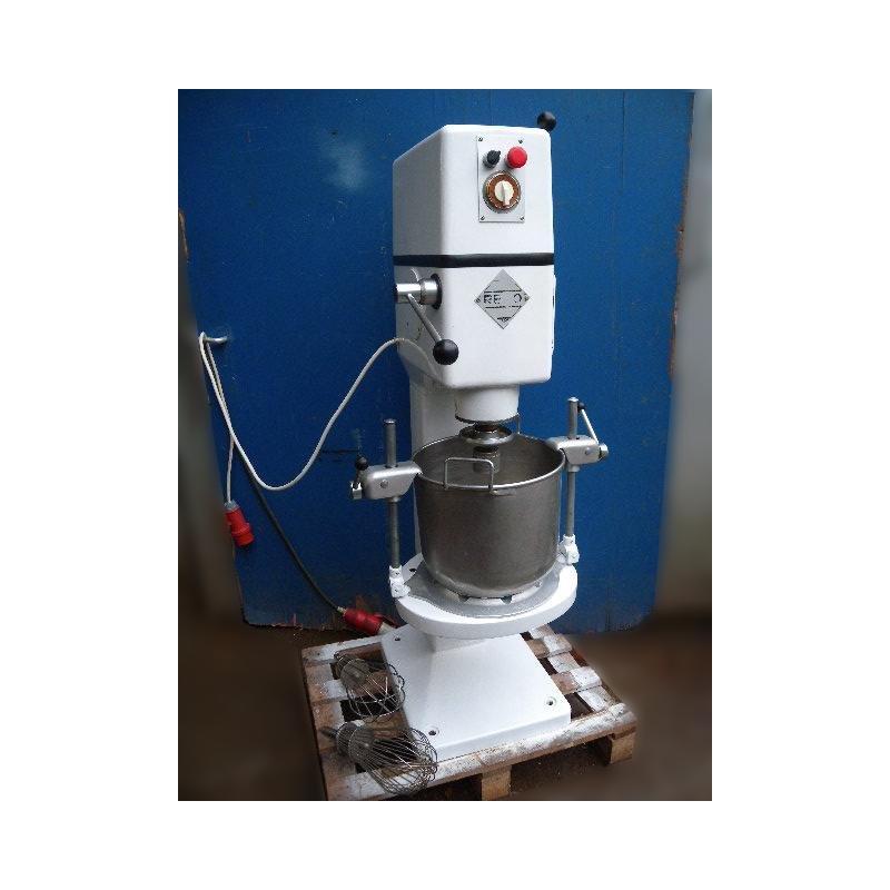 REGO SM 2 Anschlagmaschine automatisch Rührmaschine mit 2 R&uum